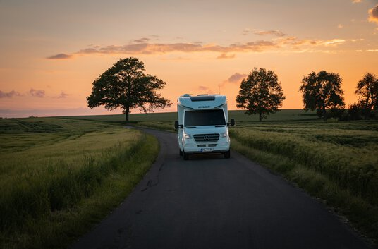 Press picture Hymer T-Class S 685