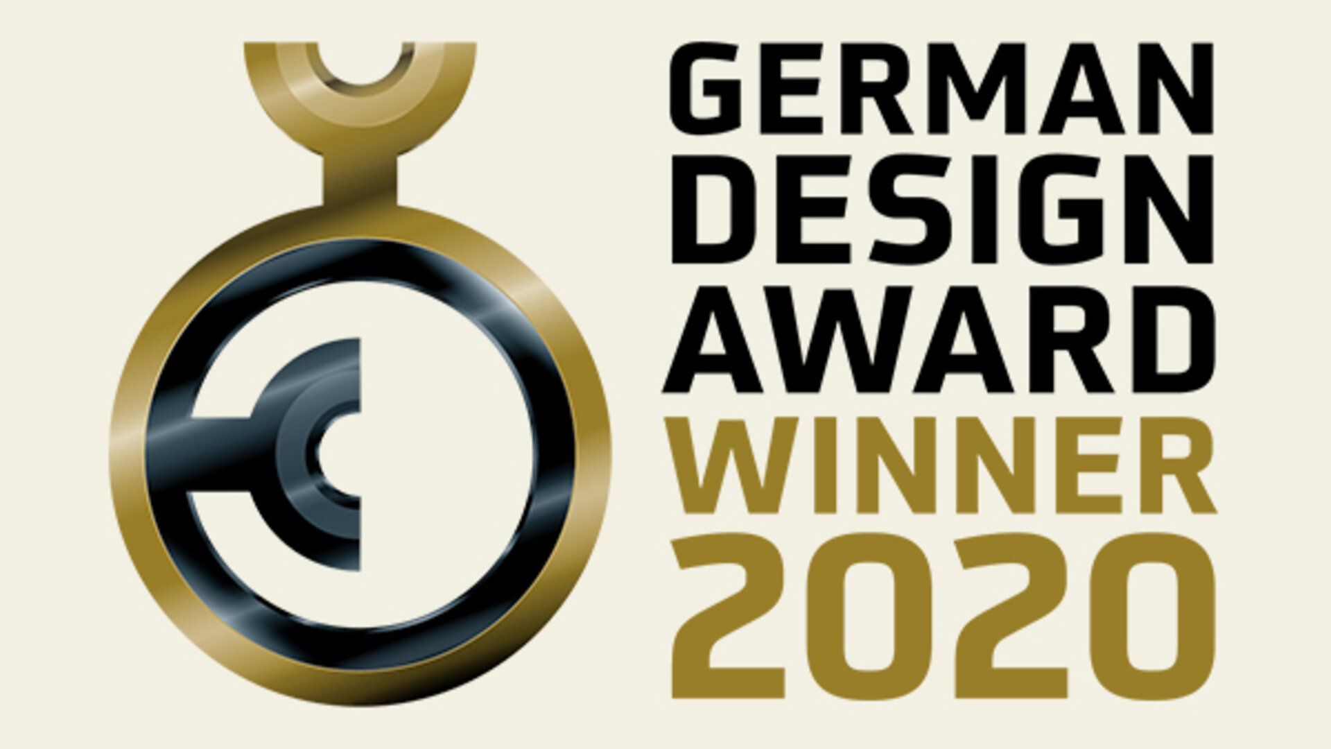 Logo German Design Award Winner 2020